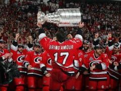 Canes Stanley Cup 06