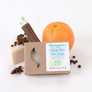 Organic, Vegan, Palm Free Soap