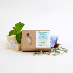 Vegan Organic Soap - Rosemary Mint