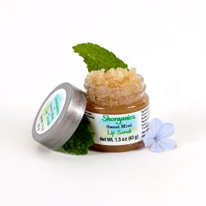 Organic Vegan Sugar Lip Scrub