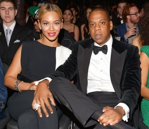 Vegan Jay-Z and Beyonce