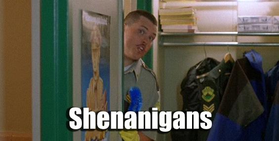 Vegan Shenanigans